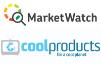Marketwatch y Coolproducts for a cool planet